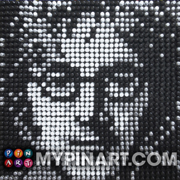 Pushpin Art John Lennon
